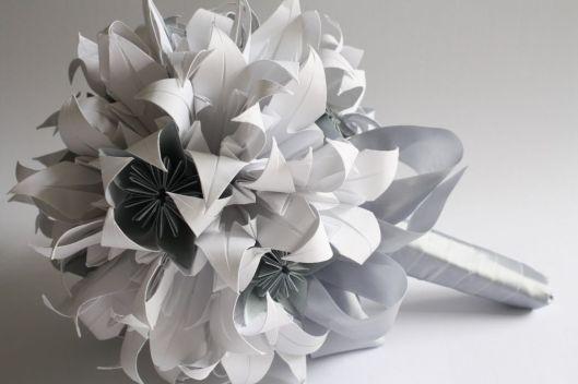 Buquê de origami - Adriana Suzuki